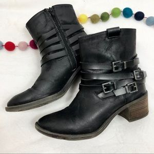 {Crown Vintage} Strappy Booties